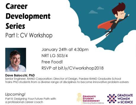 CV Workshop 18