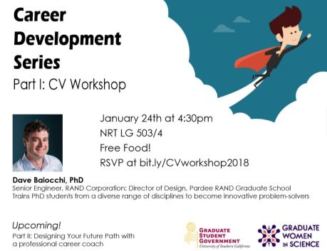 CV Workshop 18