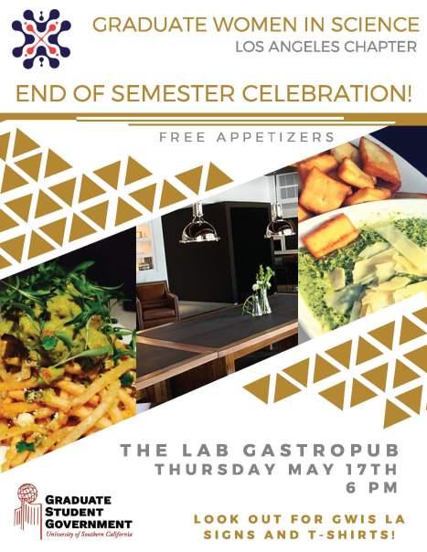 2018-05 End of semester celebration