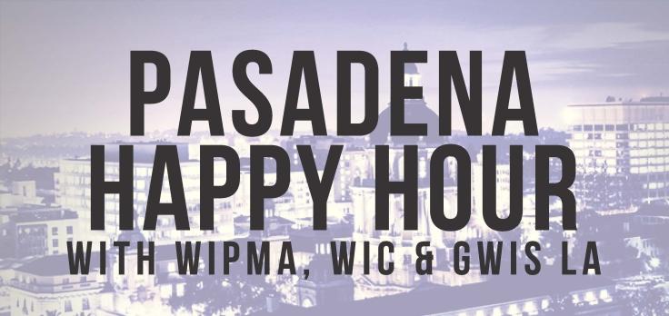pasadena happy hour with wipma