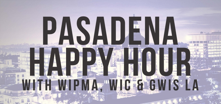 pasadena happy hour with wipma